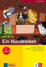 Leo und Co. Stufe 1 Ein Hundeleben Buch mit Audio CD