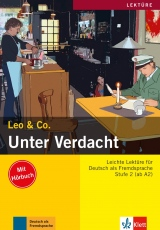 Leo und Co. Stufe 2 Unter Verdacht! Buch mit Audio CD