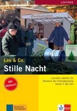 Leo und Co. Stufe 3 Stille Nacht Buch mit Audio CD