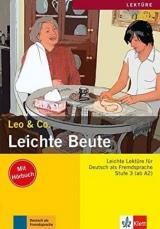 Leo und Co. Stufe 3 Leichte Beute Buch mit Audio CD