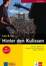 Leo und Co. Stufe 3 Hinter den Kulissen Buch mit Audio CD