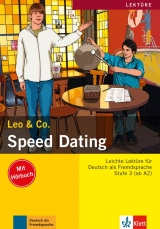 Leo und Co. Stufe 3 Speed Dating Buch mit Audio CD