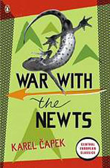 War With the Newts New Ed.