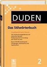 DUDEN Band 2 - DAS STILWÖRTERBUCH