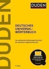 Duden Deutsches Universalwörterbuch (9. Auflage)
