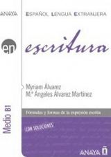 ESCRITURA Medio B1