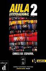 Aula Internacional 2 Libro del alumno + CD