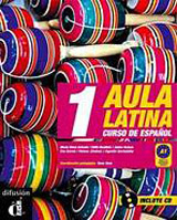 Aula Latina 1 Libro del alumno + CD