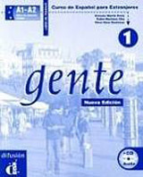 Gente 1 Nueva Edición – Libro de trabajo + CD
