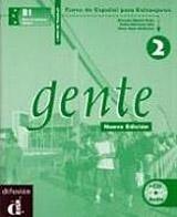 Gente 2 Nueva Edición – Libro de trabajo + CD