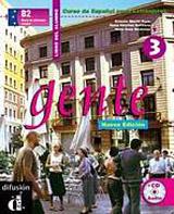 Gente 3 Nueva Edición – Libro del alumno + CD