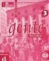 Gente 3 Nueva Edición – Libro de trabajo + CD