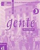 Gente 3 Nueva Edición – Libro del profesor