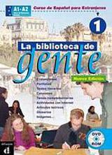 La Biblioteca de Gente 1 DVD-ROM + Guía