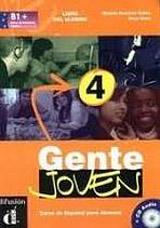 Gente Joven 4 Libro del alumno + CD