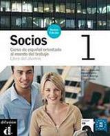Socios 1 Nueva Edición Libro del alumno + CD