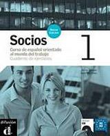 Socios 1 Nueva Edición Cuaderno de ejercicios + CD