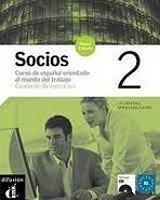 Socios 2 Nueva Edición Cuaderno de ejercicios + CD