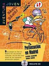 Persecución en Madrid + CD