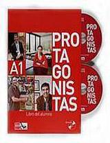 PROTAGONISTAS INTERNACIONAL A1 – ALUMNO + CD