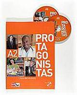 PROTAGONISTAS INTERNACIONAL A2 – ALUMNO + CD