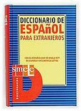 DICCIONARIO DE ESPANOL PARA EXTRANJEROS-ELE