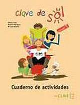 Clave de sol 1 - Cuaderno de actividades 1 (A1)