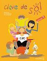 Clave de sol 1 - Libro del alumno 1 + CD (A1)