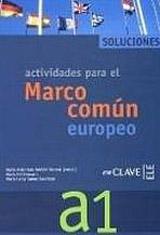 Actividades para el MCER A1 - Solucionario A1