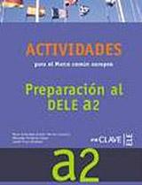 Actividades para el MCER A2 + CD audio (DELE 2009)