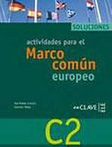 Actividades para el MCER C2 - Solucionario C2