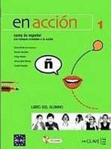 En Acción 1 - Libro del alumno 1 + CD (A1-A2)