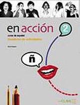 En Acción 2 - Cuaderno de actividades 2 + CD audio (B1)