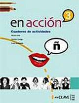 En Acción 3 - Cuaderno de actividades 3 + CD audio (B2)