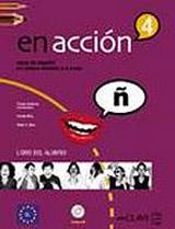 En Acción 4 - Libro del alumno + CD (C1)