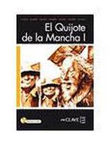 Lecturas Adultos - El Quijote de La Mancha I + CD audio