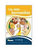 Lecturas Ninos - Los siete hermanitos + CD audio