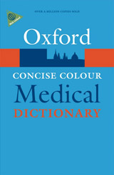 CONCISE OXFORD COLOUR MEDICAL DICTIONARY 5th Edition