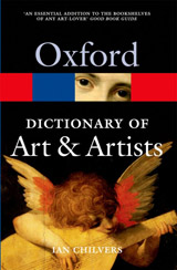 OXFORD DICTIONARY OF ART AND ARTISTS 4th Edition