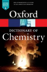 OXFORD DICTIONARY OF CHEMISTRY 6th Edition