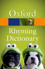 OXFORD DICTIONARY OF RHYMES