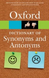 OXFORD DICTIONARY OF SYNONYMS AND ANTONYMS 2nd Edition