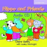 HIPPO AND FRIENDS 1 CD