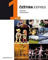 Čeština expres 1 (A1/1) - anglicky + CD