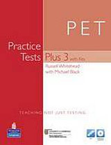 PET Practice Tests Plus 3 with Answer Key, iTest and Audio MultiRom