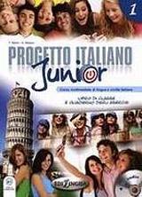 PROGETTO ITALIANO JUNIOR 1 STUDENTE + CD