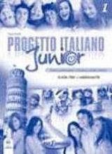 PROGETTO ITALIANO JUNIOR 1 GUIDA