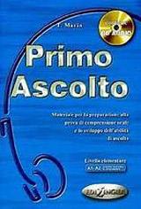 PRIMO ASCOLTO LIBRO DELLO STUDENTE + CD