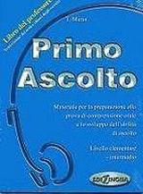 PRIMO ASCOLTO LIBRO DEL PROFESSORE + CD