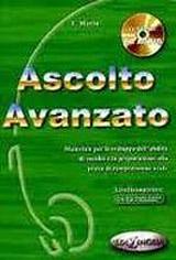 ASCOLTO AVANZATO LIBRO DELLO STUDENTE + CD
